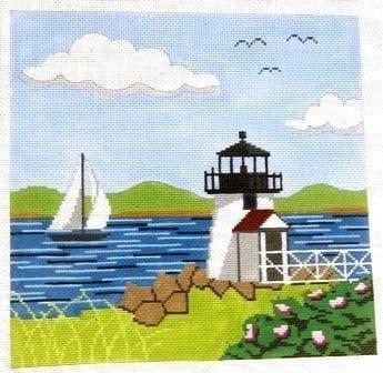 Lighthouse on East Coast
