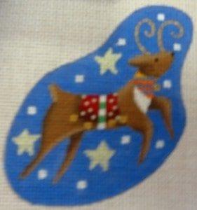 Flying Reindeer D