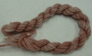 Needlepoint Yarn Mauve Twist