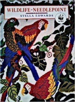 Wildlife in Needlepoint by Stella Edwards