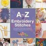 a-z emb stitches