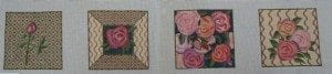 Roses Coasters or Mini Pictures