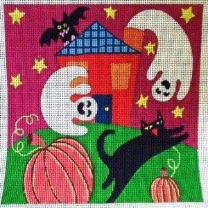 Haunted House by Nancy Coffelt