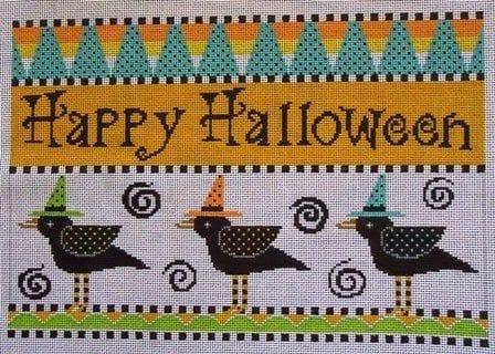 Happy Halloween Crows