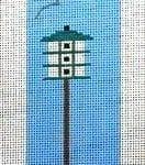 Wren House Bookmark, Pillow Insert, Bellpull