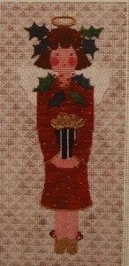 Christmas Angel with Stitch Guide