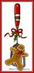 Gingerbread Spatula