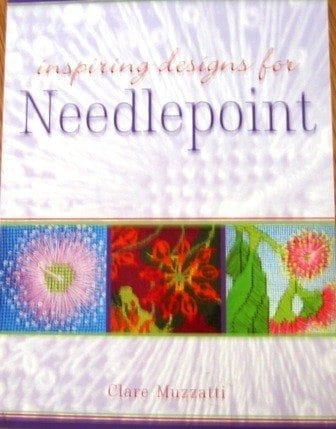 Inspiring Designs for Needlepoint by Clare Muzatti