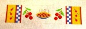 Cherry Pie Book Weight
