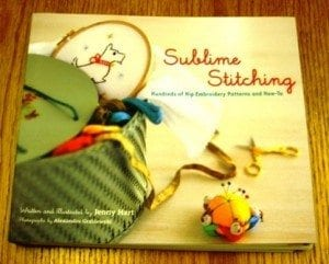 Sublime Stitching