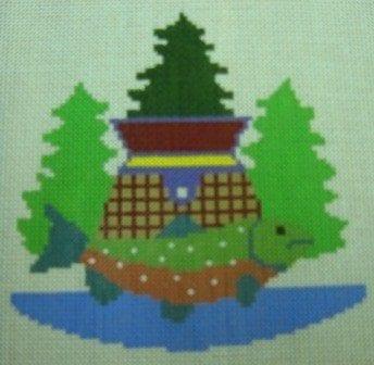 Rainbow Trout Ornament
