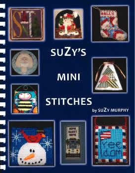 SuZy's Mini Stitches by Suzy Murphy