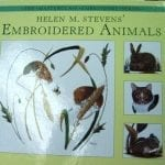 Helen M. Stevens' Embroidered Animals