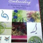 Silk Ribbon Embroidery, A Workshop Approach for Beginners by Helen Dafter