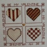 Be My Valentine - February Pillow