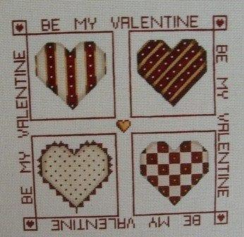 Be My Valentine - February Pillow