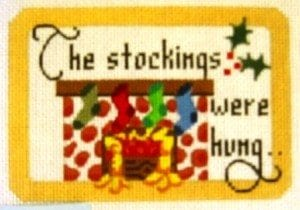 The Stockings were Hung Poem