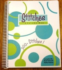 Stitches Volume One by Ruth Schmuff