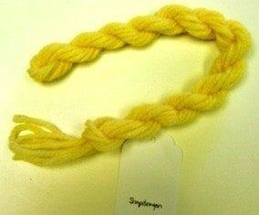 Needlepoint Yarn Snapdragon Yellow