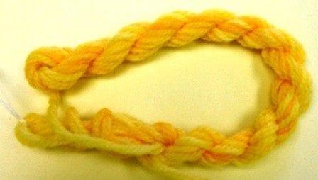 Needlepoint Yarn Abutilon Yellow