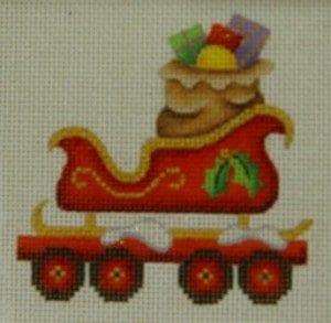 Twelve Car Train Santa's Sleigh