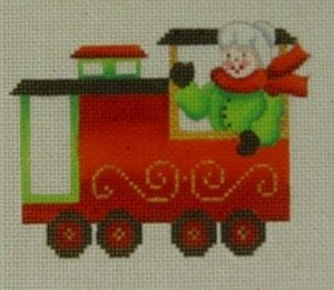 Twelve Car Train Mrs. Clause's Caboose