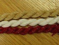 Silk N Ivory Stardust Thread