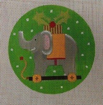 Elephant Pull Toy Debbie Mumm Design