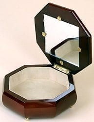 Octagon Box with 4 inch Round Opening