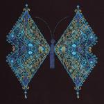 Mariposa - Butterfly Needlepoint CHART