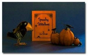 Spooky Stitches by June McKnight