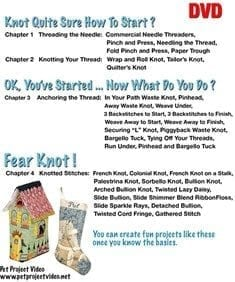 How'd You Do That? Amy Bunger Tips Hints and Knots DVD #1