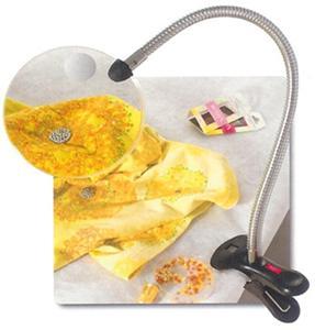 Bohin Long Neck Clip On Magnifier