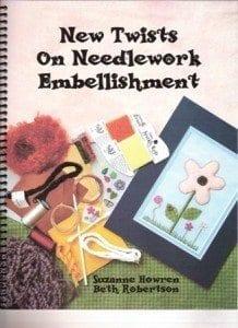 New Twists on Needlework Embellishment