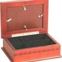 Sudberry House Parquet Jewelry Box
