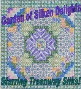 Garden of Silken Delights CHART