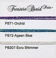 Treasure Braid Petite New Colors June 2008