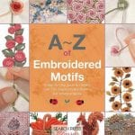 a-z embroidered