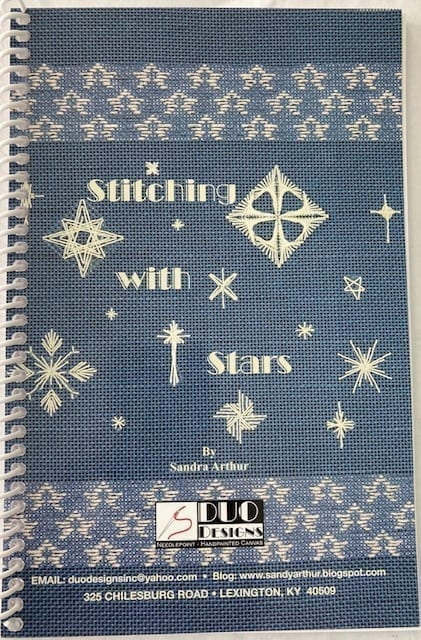 Stitching With Stars book by Sandra Arthur