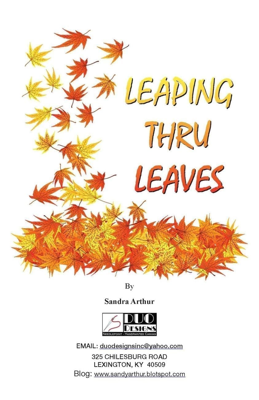 Leaping Through Leaves book by Sandra Arthur