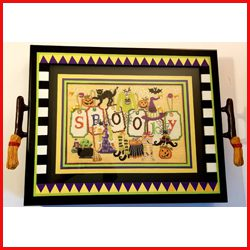 Strictly Christmas Trunk Show, New Canvases and Charts